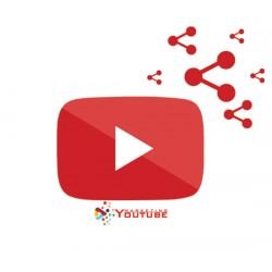 200 Reshare YouTube condivisioni video