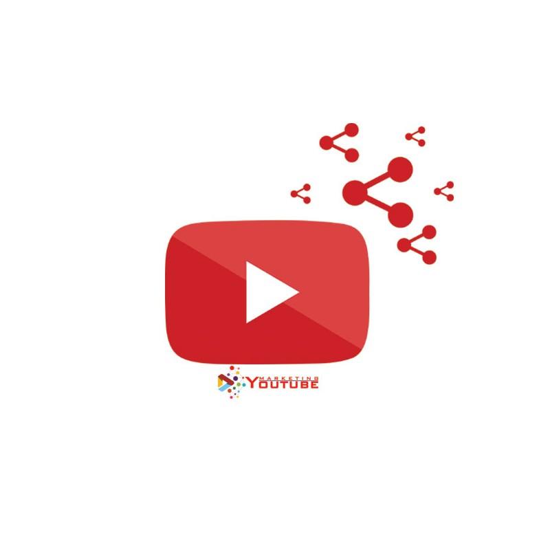 300 Reshare YouTube condivisioni video