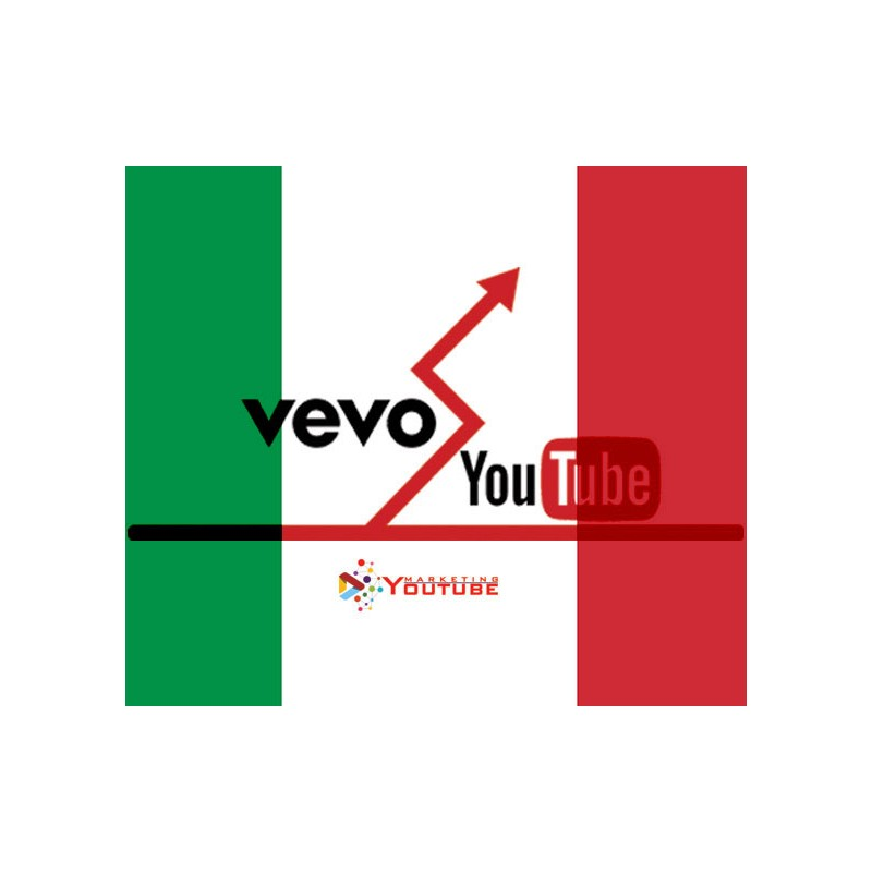 Views Vevo Youtube Italia